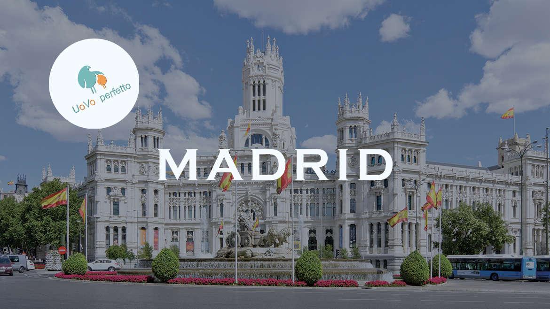 Uovo Perfetto a Madrid