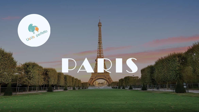 Uovo Perfetto a Parigi